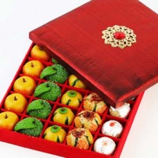 Cashew Assorted Sweet Box - 500 Grams